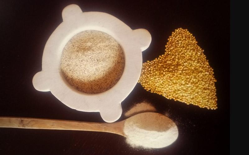 grano saraceno italiano biologico